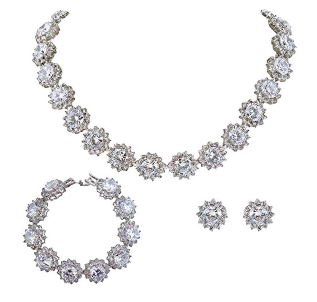 Sety šperkov: náhrdelník + náušnice SKLADOM :) - Obrázok č. 23