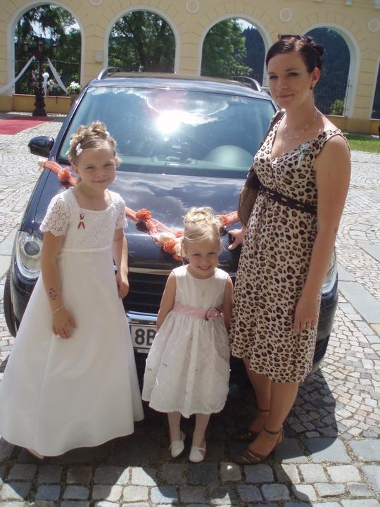 Denča{{_AND_}}Roman - družičky a moje sestra