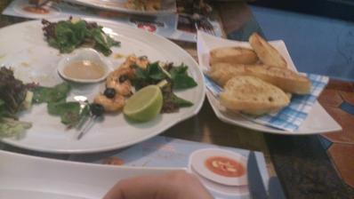 Výborné krevetky