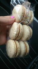 Moje láska makronky- slaný karamel