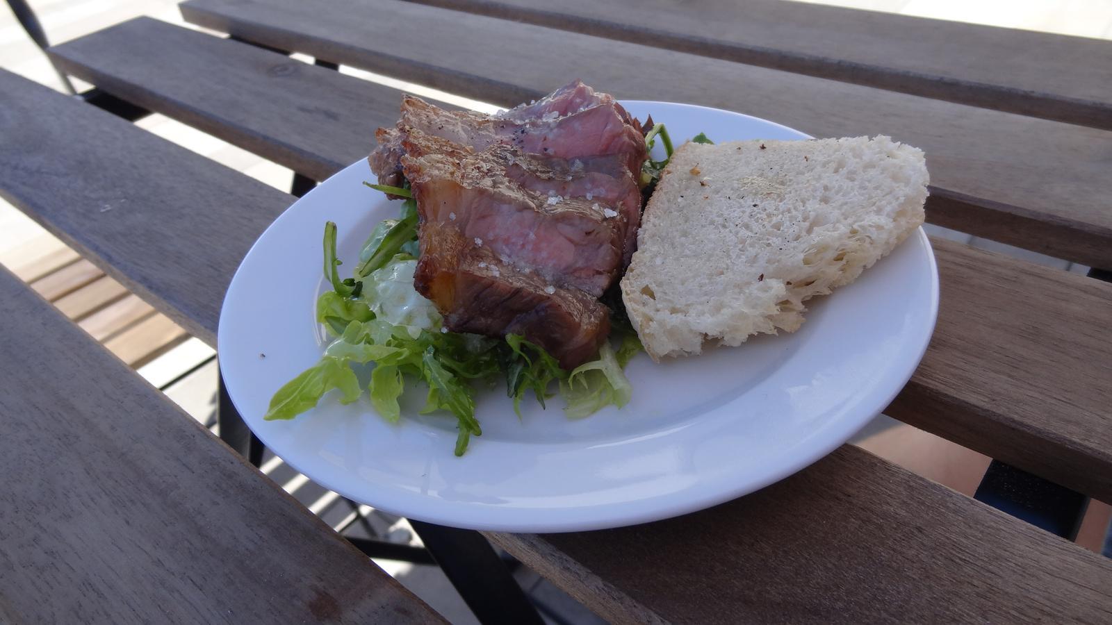 Degustační požitek - Tagliata – filovaný steak