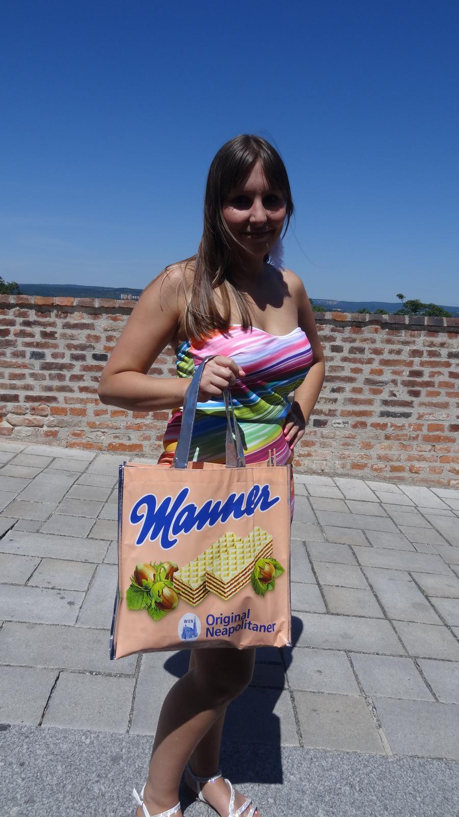 Degustační požitek - Jsem vyhrála tašku plnou dobrot od Manner
