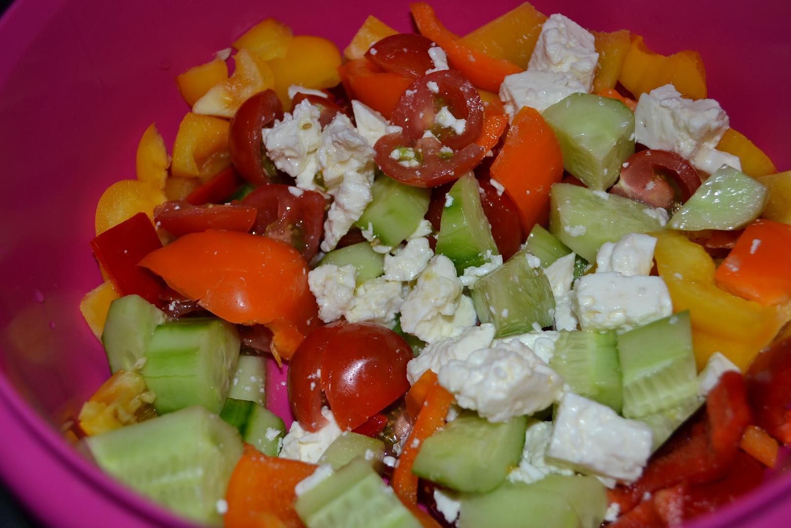 Degustační požitek - klasická letní večeře