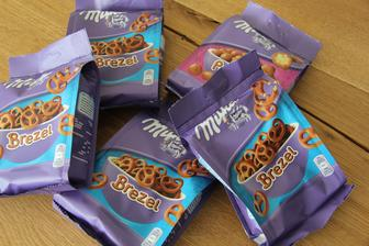milujuuu.. ale přišly zrovna, když čokoládu nesmím, zhoršuje mi kašeel, pár dní budu muset vydržet :-D