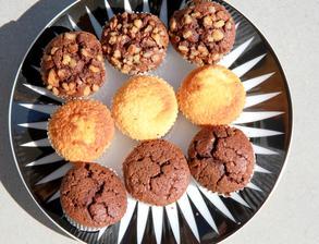 Mini muffiny k snídani hmm