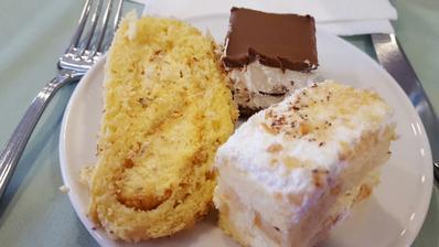 Po jídle je dezert velmi důležitý:-D