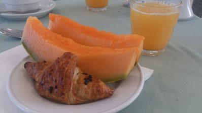 A tohle je sladká část snídaně:-D