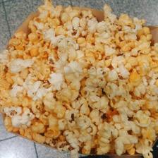to nejlepší na noc ♥ :-D můj milovaný popcorn ze cinemacity