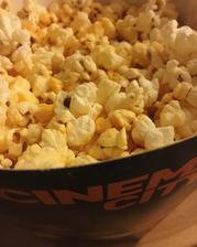 A ted navečer popcorneek