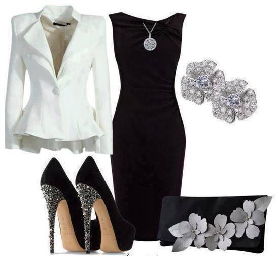 """V čom na svadbu .... """"little black dress"""" :) - Obrázok č. 7"""