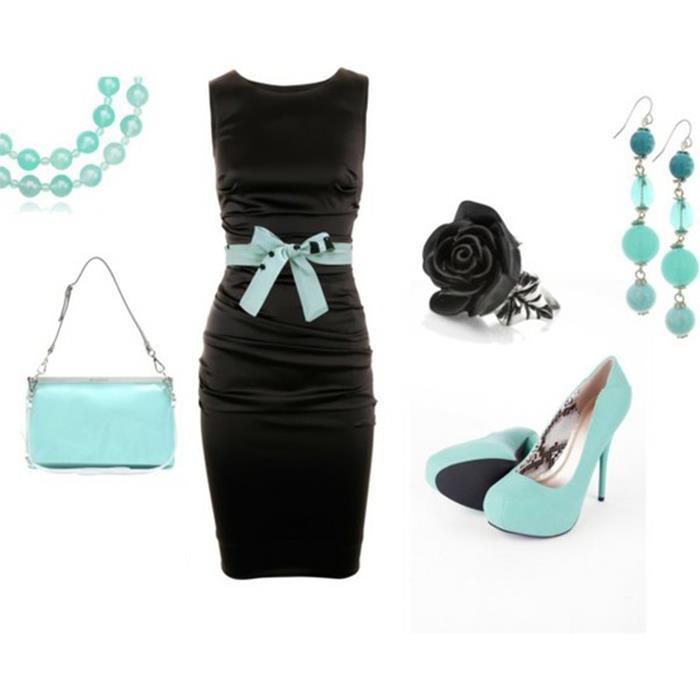 """V čom na svadbu .... """"little black dress"""" :) - Obrázok č. 15"""