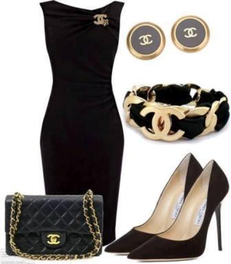 """V čom na svadbu .... """"little black dress"""" :) - Obrázok č. 29"""