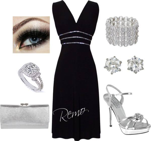 """V čom na svadbu .... """"little black dress"""" :) - Obrázok č. 19"""