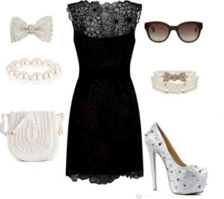 """V čom na svadbu .... """"little black dress"""" :) - Obrázok č. 30"""