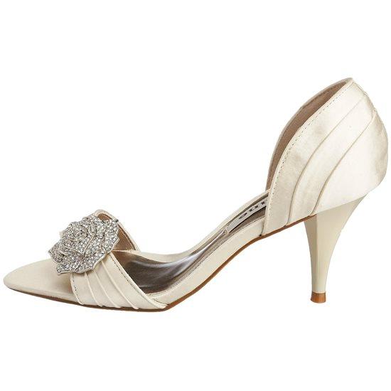 Moje svadobné spomienky - Dune wedding shoes