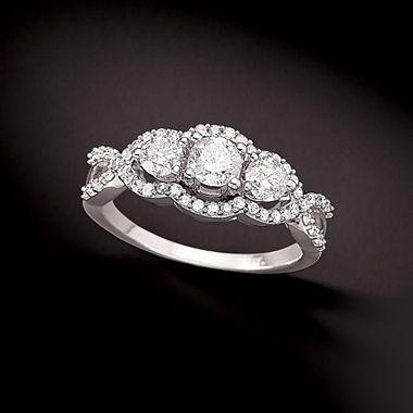 Moje svadobné spomienky - zásnubný prstienok -  kolekcia Love Lives Forever