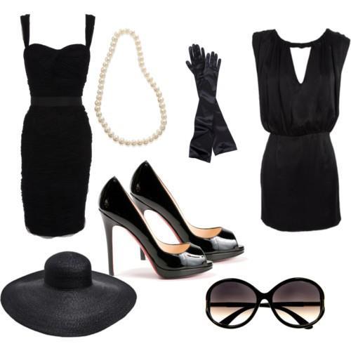 """V čom na svadbu .... """"little black dress"""" :) - Obrázok č. 12"""