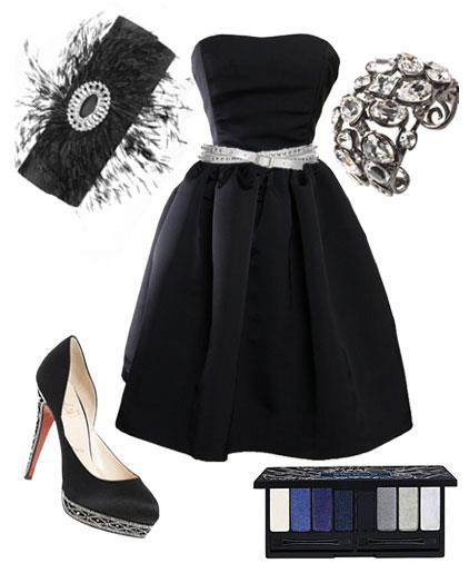 """V čom na svadbu .... """"little black dress"""" :) - Obrázok č. 18"""