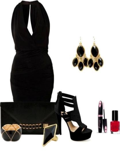 """V čom na svadbu .... """"little black dress"""" :) - Obrázok č. 6"""