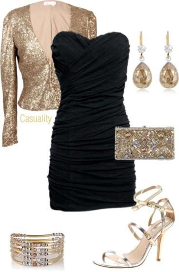 """V čom na svadbu .... """"little black dress"""" :) - Obrázok č. 35"""