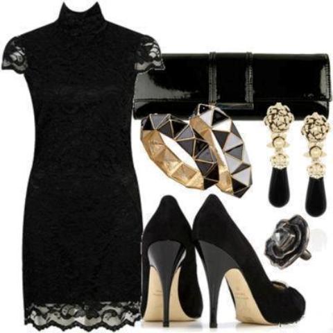 """V čom na svadbu .... """"little black dress"""" :) - Obrázok č. 38"""