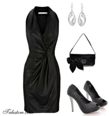 """V čom na svadbu .... """"little black dress"""" :) - Obrázok č. 40"""