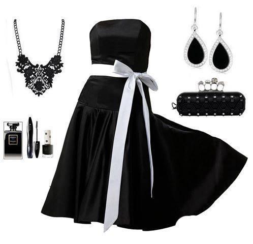 """V čom na svadbu .... """"little black dress"""" :) - Obrázok č. 41"""