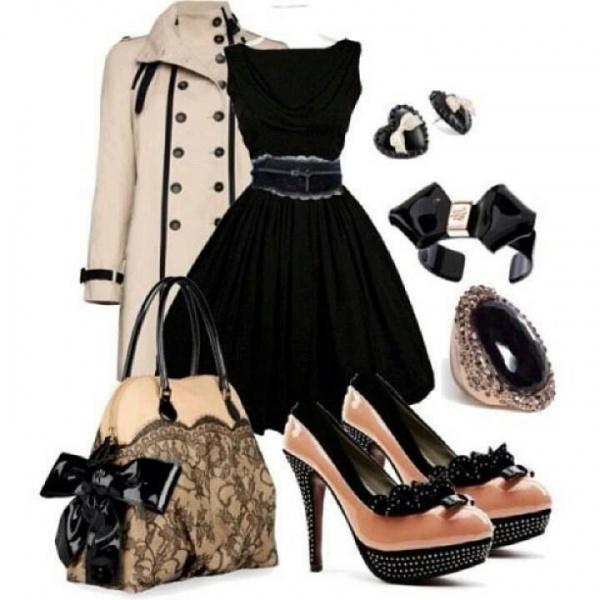 """V čom na svadbu .... """"little black dress"""" :) - Obrázok č. 42"""