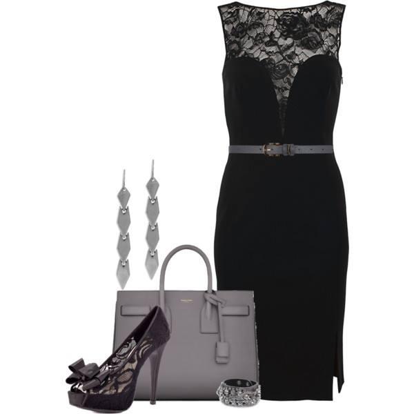 """V čom na svadbu .... """"little black dress"""" :) - Obrázok č. 43"""