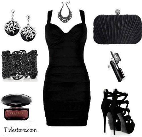 """V čom na svadbu .... """"little black dress"""" :) - Obrázok č. 9"""