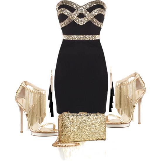 """V čom na svadbu .... """"little black dress"""" :) - Obrázok č. 20"""