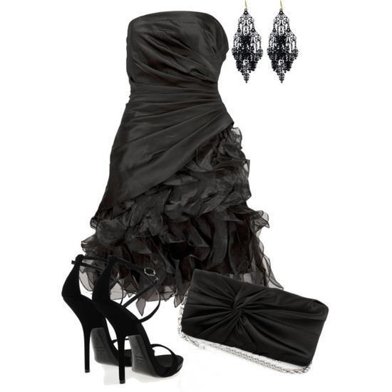 """V čom na svadbu .... """"little black dress"""" :) - Obrázok č. 49"""