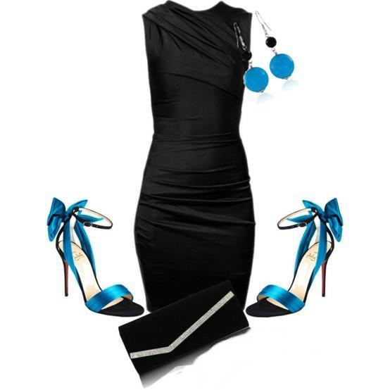 """V čom na svadbu .... """"little black dress"""" :) - Obrázok č. 51"""