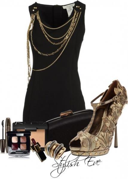 """V čom na svadbu .... """"little black dress"""" :) - Obrázok č. 530"""