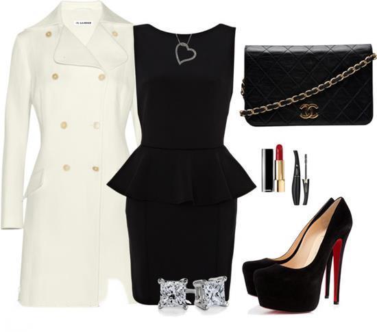 """V čom na svadbu .... """"little black dress"""" :) - Obrázok č. 505"""