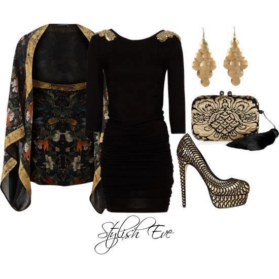 """V čom na svadbu .... """"little black dress"""" :) - Obrázok č. 509"""