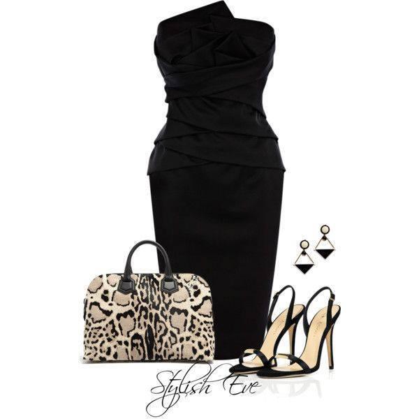 """V čom na svadbu .... """"little black dress"""" :) - Obrázok č. 510"""