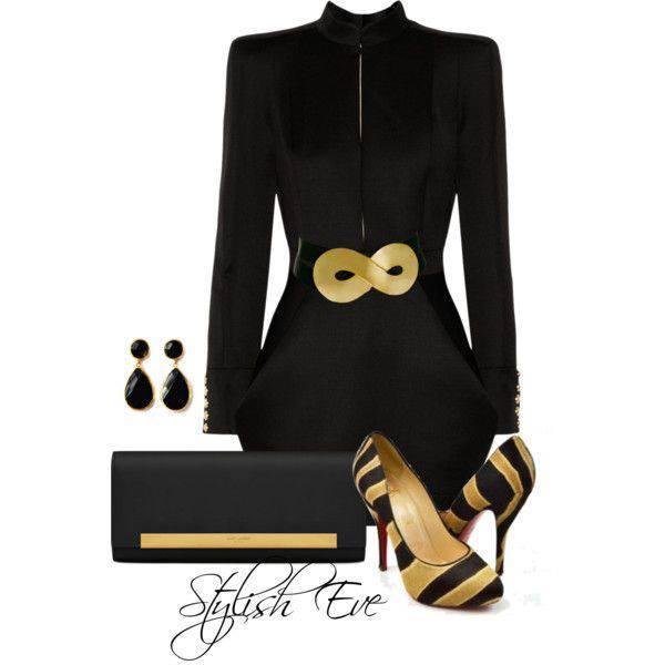 """V čom na svadbu .... """"little black dress"""" :) - Obrázok č. 511"""