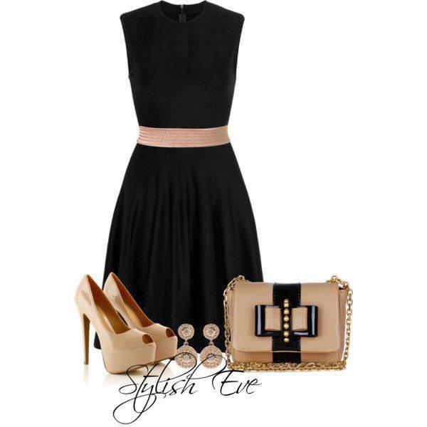 """V čom na svadbu .... """"little black dress"""" :) - Obrázok č. 512"""
