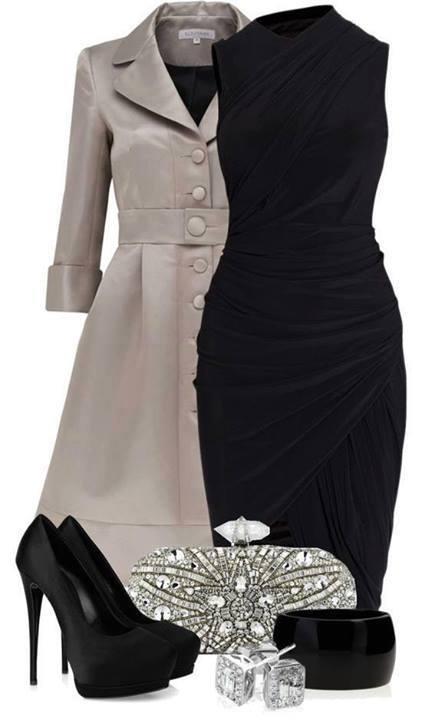 """V čom na svadbu .... """"little black dress"""" :) - Obrázok č. 515"""
