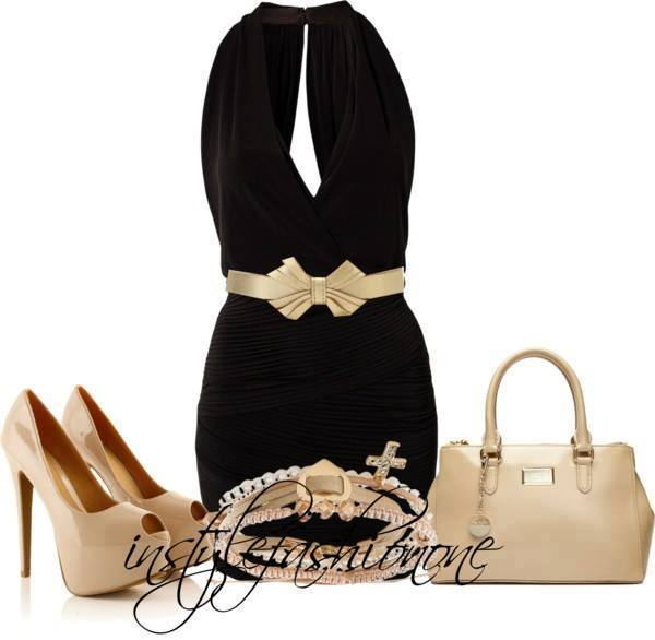 """V čom na svadbu .... """"little black dress"""" :) - Obrázok č. 517"""