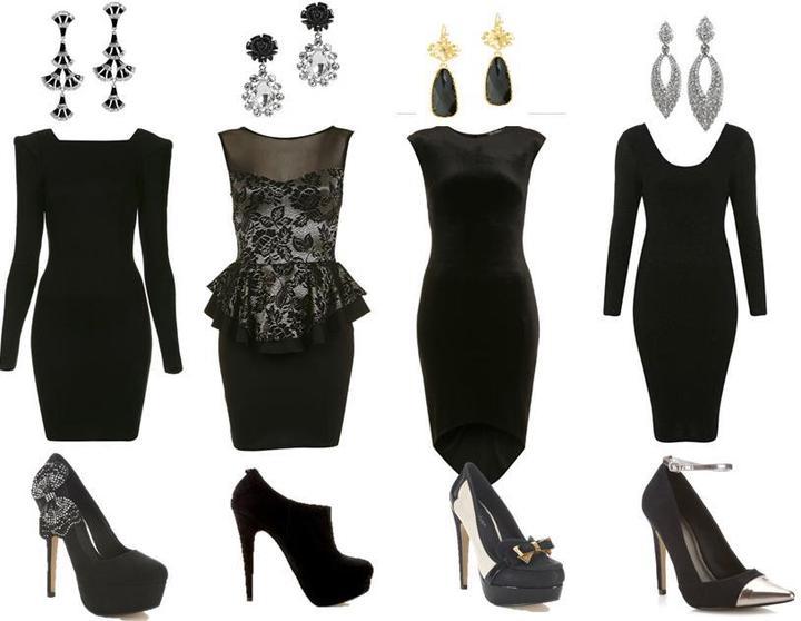 """V čom na svadbu .... """"little black dress"""" :) - Obrázok č. 525"""
