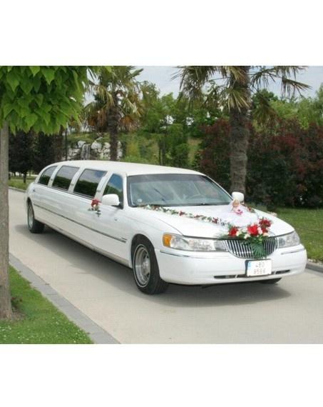 """""""Keby som sa mohol odviazať, moja svadba snov by vyzerala takto..."""" - Všade, kde by sme sa pohybovali by chodila s nami táto limuzína"""