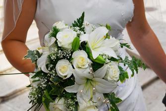 """""""Keby som sa mohol odviazať, moja svadba snov by vyzerala takto..."""" - Moja nevesta by mala takúto krásnu kytičku"""