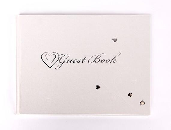 Takto plánujeme MY :) - Kniha hosti..