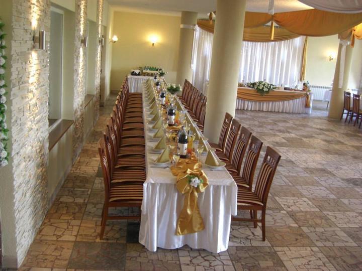 Takto plánujeme MY :) - Hotel Goral, tu bude svadobna hostina