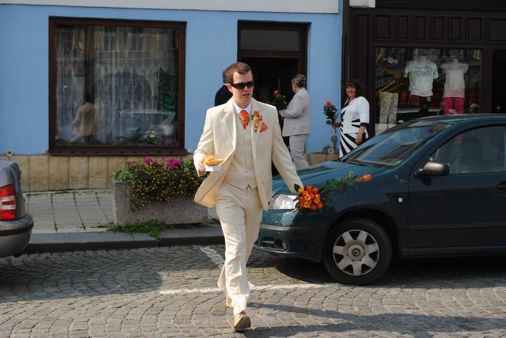 Jana{{_AND_}}Kamil - Ženich už si  nese prstýnky...