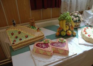 sladké dortíky
