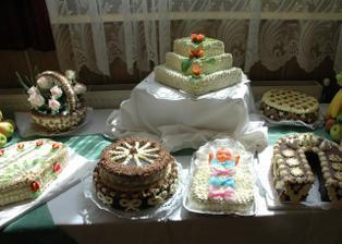 opět sladké a chutné dortíky