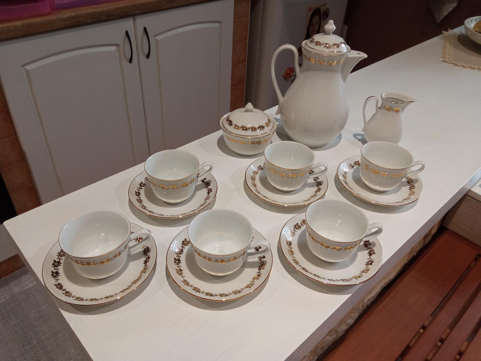 porcelán Epiag na kávu - Obrázok č. 1